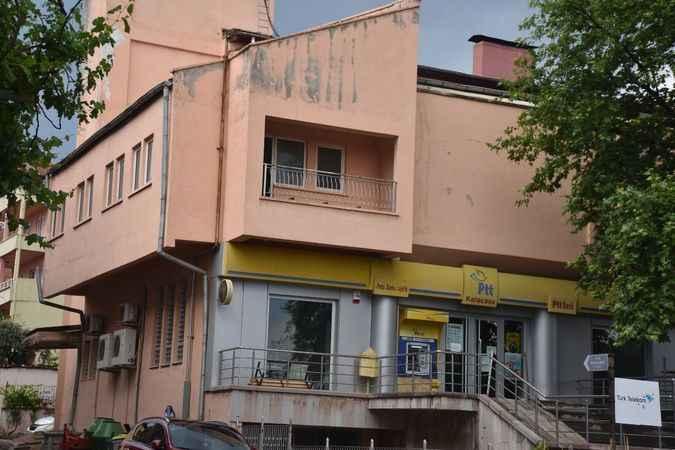 PTT binası yıkılıp yerine yenisi yapılacak