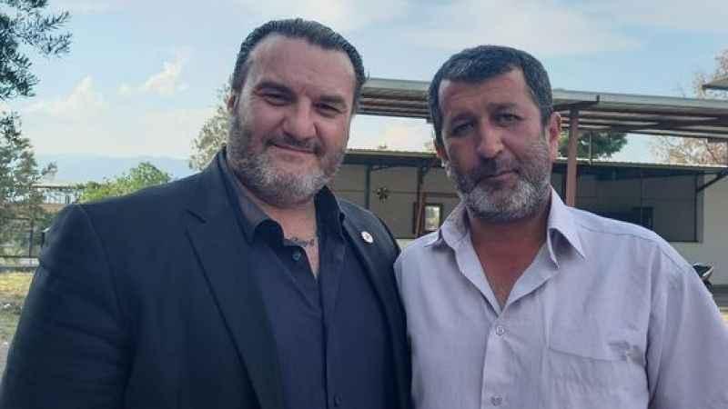 Yenipazar TDP, Özdemir'e emanet