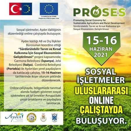 Aydın'da online çalıştay