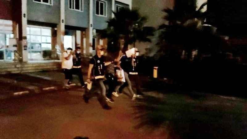 Nazilli polisi 3 depo hırsızını yakaladı