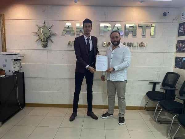 Yenipazar'da AK gençlik 'Asan'a emanet