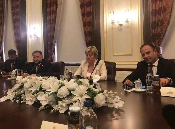 Baro Başkanı Bozkurt'tan, Bakan Gül'e dosya