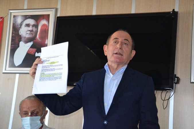 CHP'li Hamzaçebi'den Metin Yavuz'a zor soru