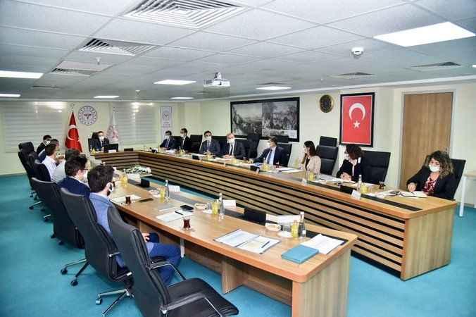 Aydın'da sağlık hizmetleri masaya yatırıldı