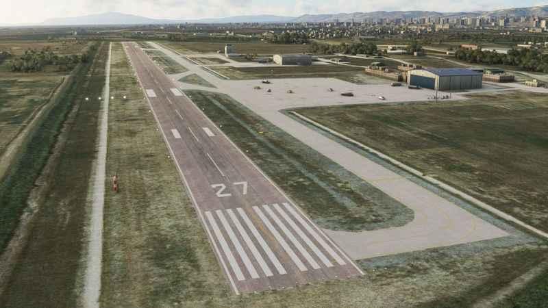 Aydın'dan Çıldır Havaalanı atağı
