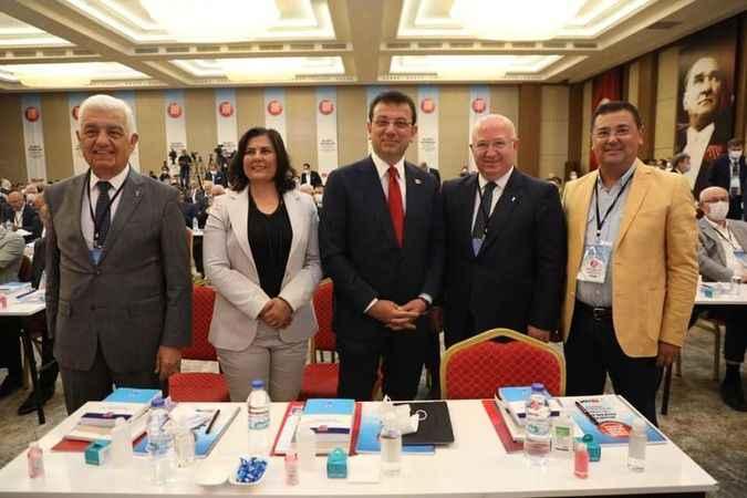 Çerçioğlu, Gaziantep'te çalıştaya katıldı