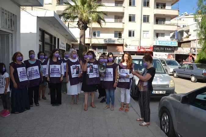 Didim Kıbele; 'Kadınlar yaşasın'