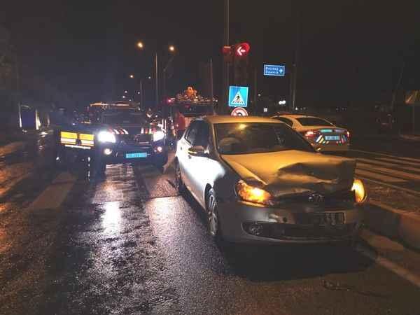 Nazilli'de kaza; 8 yaralı
