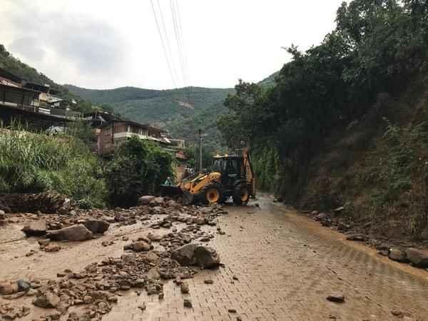 Nazilli Belediyesi sel felaketi sonrası seferberlik ilan etti