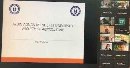 Aydın Valiliği'nden uluslararası tarımsal kalkınma çalıştayı