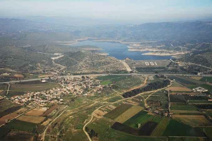 Aydın'da 1 milyon 185 bin dekar arazi sulanacak