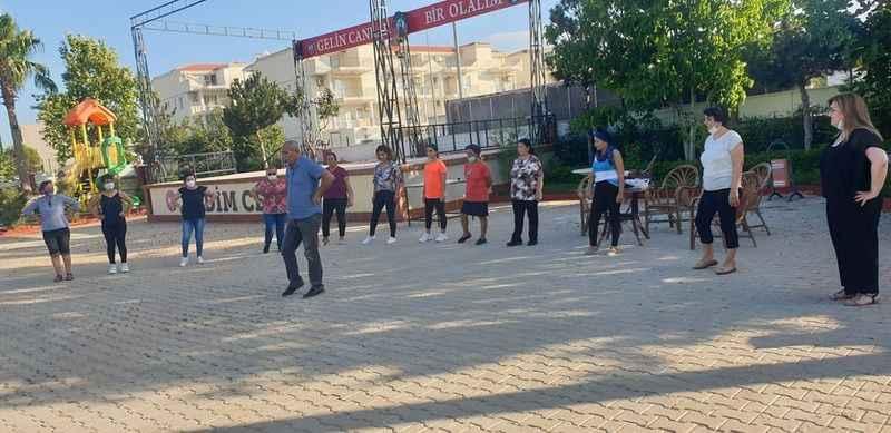 Didim'de halk oyunları kursu başladı