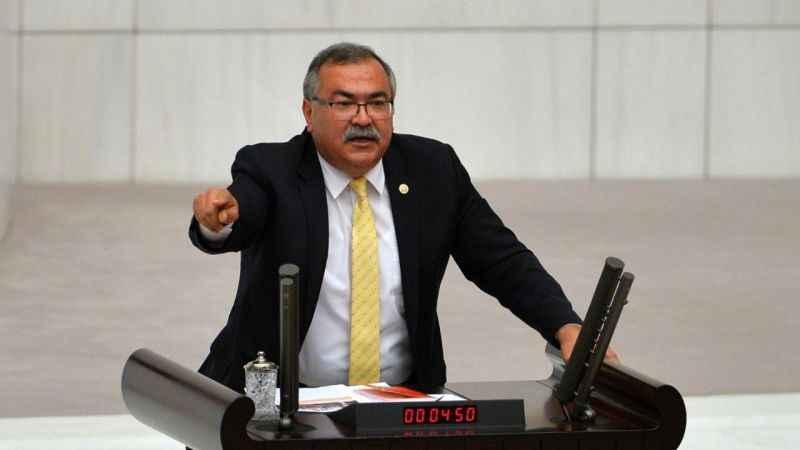 Milletvekili Bülbül, balık ölümlerini meclise taşıdı