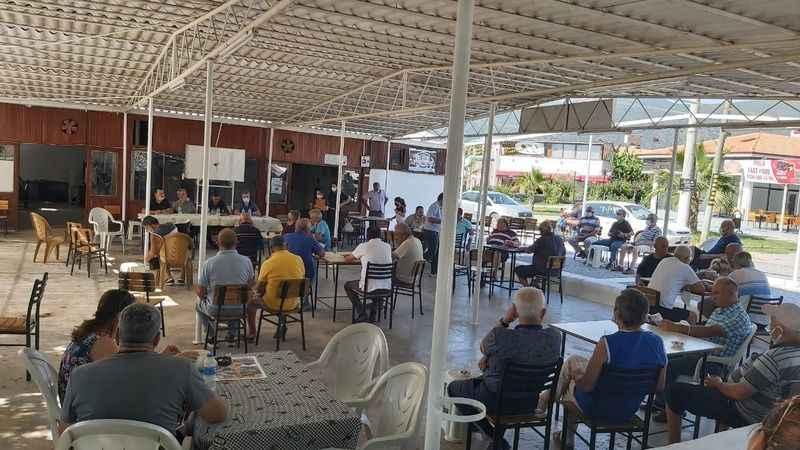 Aydın Büyükşehir Belediyesi, 60 mahallede daha vatandaşlarla buluştu