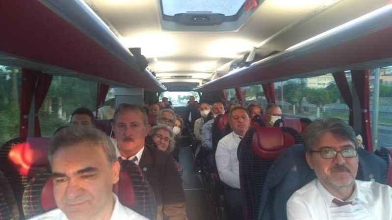 İYİ Parti Aydın, Akşener'e Afyon ziyaretinde eşlik etti