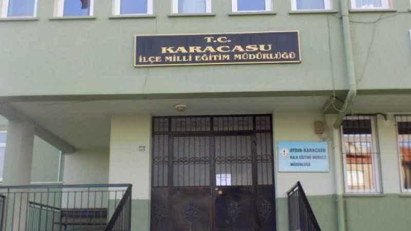 Karacasu'da kazanan Türk Eğitim-Sen oldu