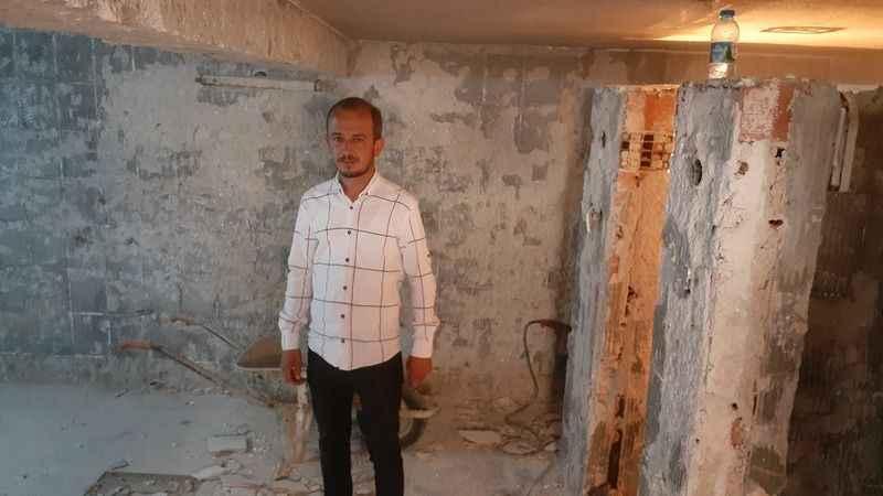 Mursallı'da Muhtar Demir, göreve hızlı başladı