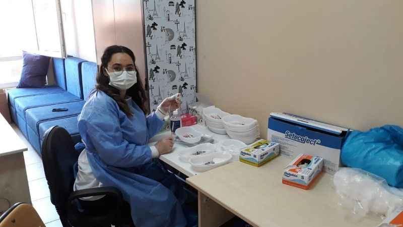 Karacasu'da aşı çağrısı
