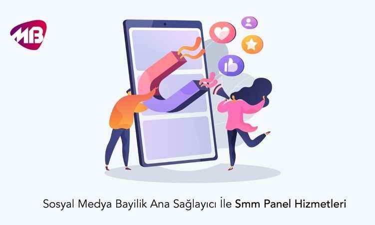 Sosyal Medya Bayilik Ana Sağlayıcı İle Smm Panel Hizmetleri