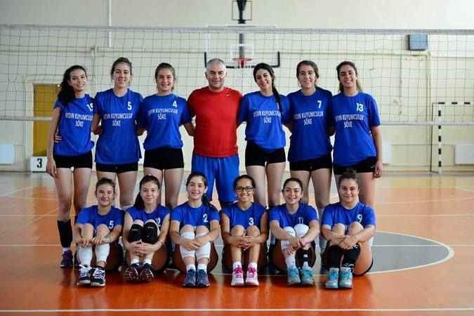 Söke Voleybol, Bodrum Doğuş Spor'a mağlup oldu