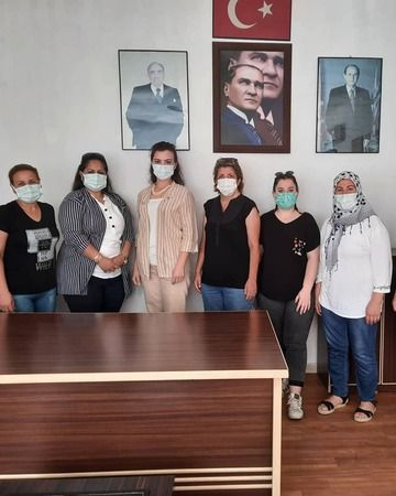 AK Partili Tozar'dan MHP'li Çelikkan'a 'hayırlı olsun' ziyareti