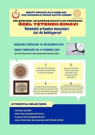 Aydın'da geleneksel Türk sanatları yeniden canlanacak