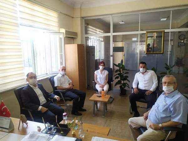 Didim'de emlakçılar, Tapu Genel Müdüründen yeni personel talebinde bulundu