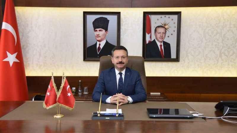 Vali Aksoy, anne ve babalara çağrıda bulundu