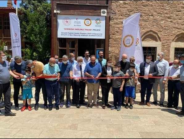 Aydın'da Sağlıklı Yaşam Projesi başlatıldı