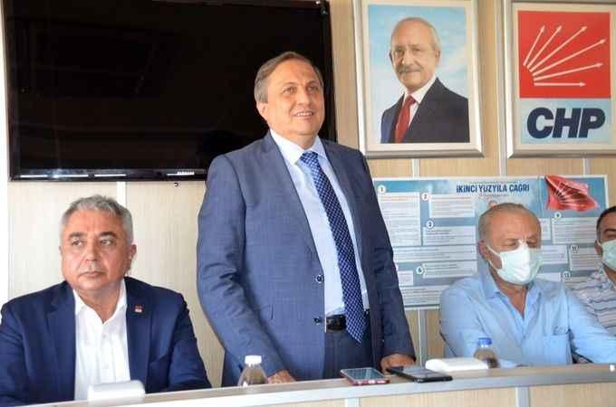 CHP'li Torun'dan Atabay'a destek