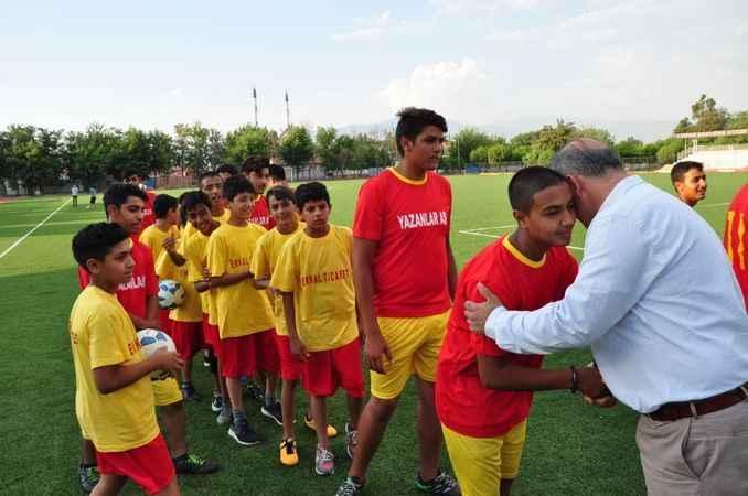 İncirliovalı çocuklar için yaz spor okulları açılacak