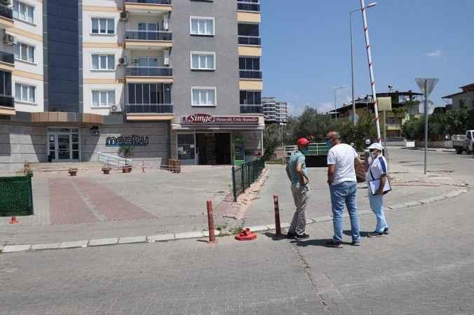 Nazilli Belediyesi ile AFAD, afetzede vatandaşın yanında