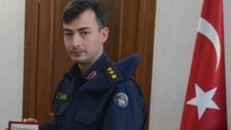 Söke'nin jandarma komutanı göreve başladı