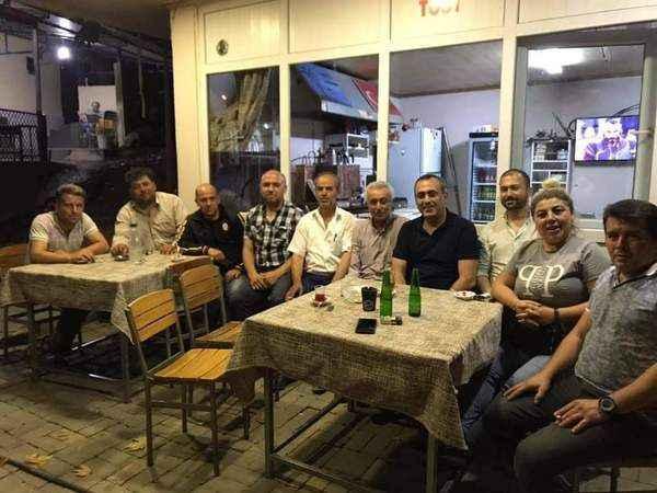 CHP'li Sevim, 'Temiz siyaset için çalışmaya devam'