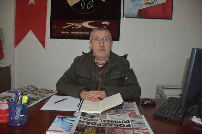 Küpelioğlu, belediyedeki mazot ve maaş sıkıntılarına dikkat çekti