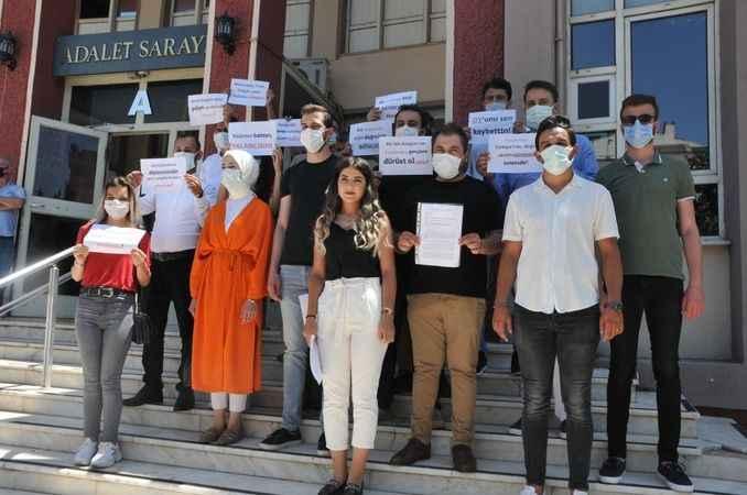 Aydınlı AK gençlerden Kılıçdaroğlu'na 1 TL'lik tazminat davası