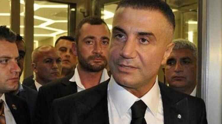 Aydın'da Sedat Peker operasyonu