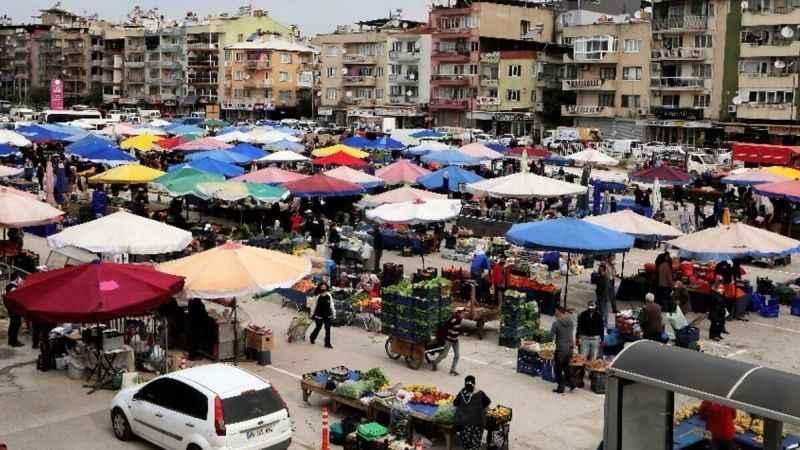 Efeler'de semt pazarlarına düzenleme
