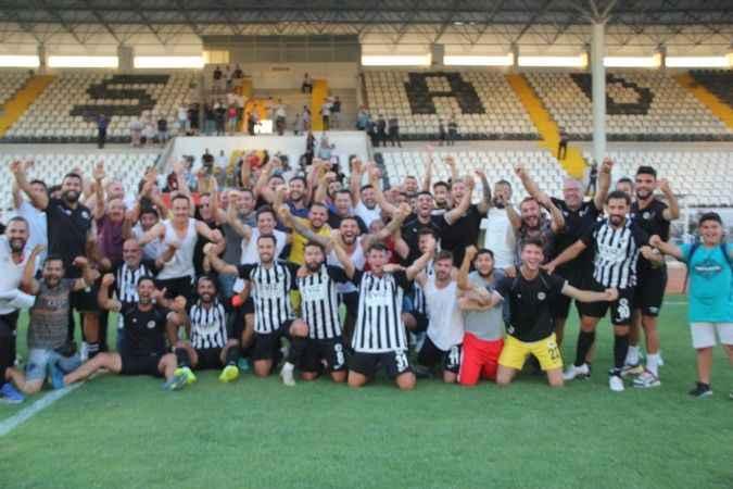 Kuşadasıspor son maçında grubu lider tamamladı