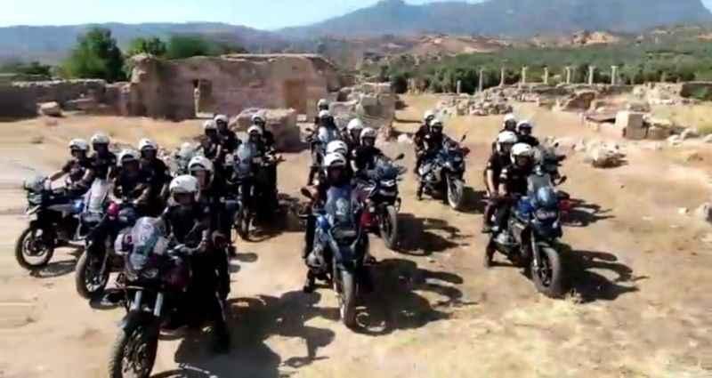 Motosikletli Polis Timlerine taze kan