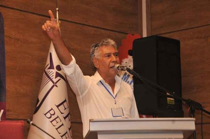 "Ahmet Pehlivan, ""Antidemokratik bir seçim oldu"""