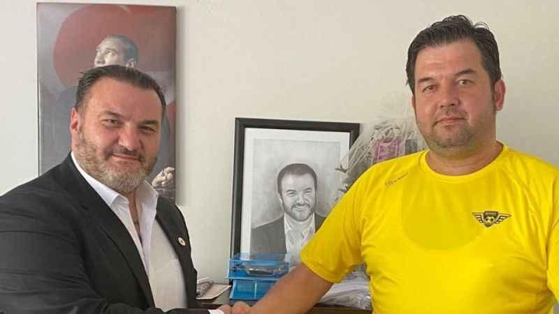 Başkan Yasan'dan spora destek