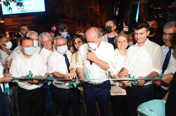 Muharrem İnce, partisinin Aydın İl Başkanlığı açılışını gerçekleştirdi