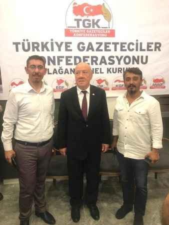 Ulucan, Basın Etik Kurulu'na seçildi