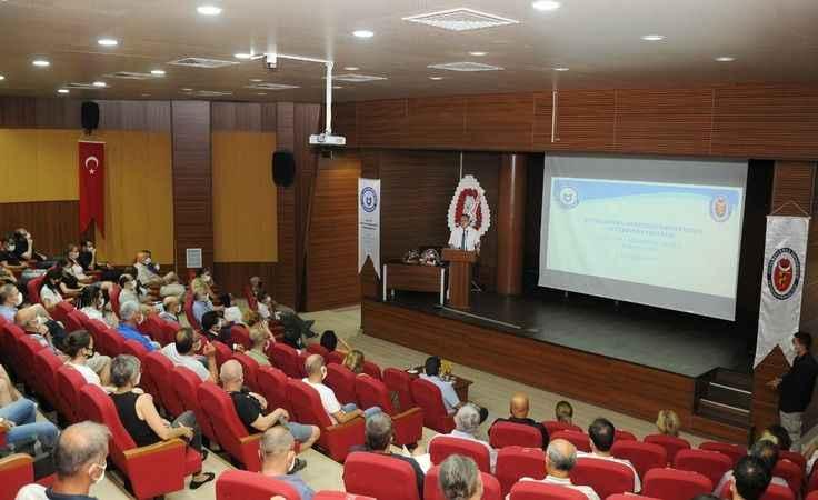 ADÜ Veteriner Fakültesi akademik genel kurulunu gerçekleştirdi