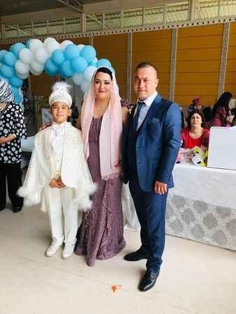 Sedat Dinç'in oğulları erkekliğe ilk adımı attı