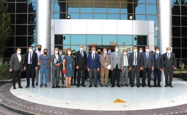 Aydın'da kamu-üniversite-sanayi iş birliği protokolü imzalanacak