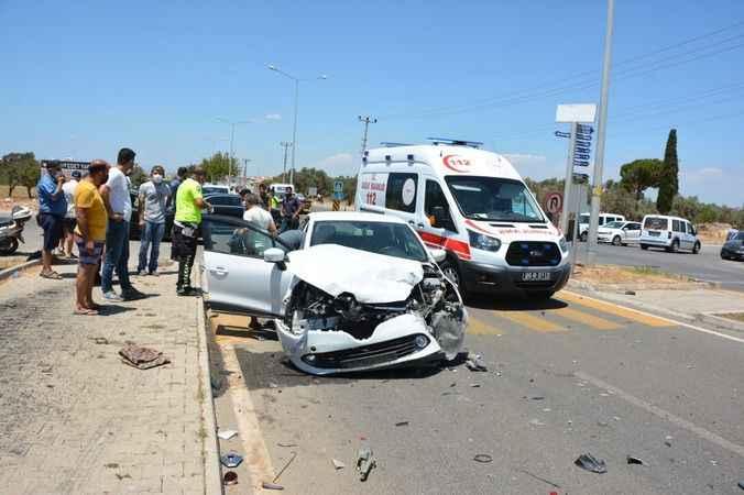 Aydın'daki kazadan acı haber