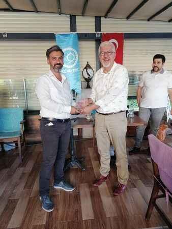 Ülkü-Tek Aydın'da yeni başkan Dal oldu