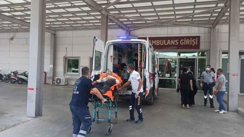Nazilli'de kan aktı; 4 yaralı